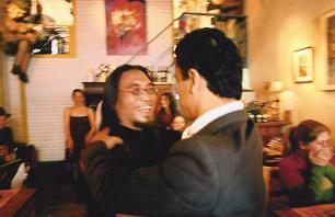 Argetina Kwoi dancing tango
